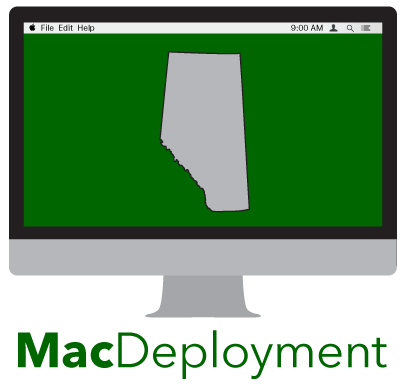 MacDeployment logo