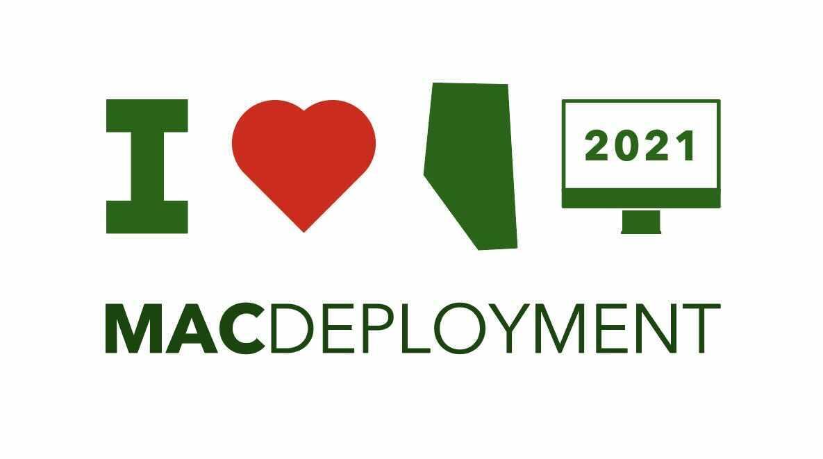 MacDeployment 2021 Sticker